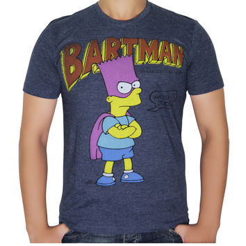Bartman Simpsons T Shirt From The Simpsons
