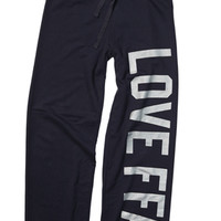 WOMENS LOVE FFA FLEECE PANT