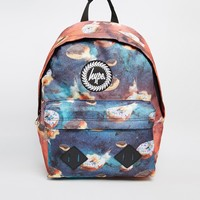 Hype Space Doughnut Backpack