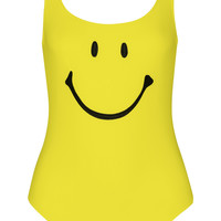 Moschino - Embroidered swimsuit
