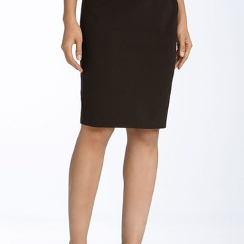 Women's Eileen Fisher Ponte Knit Pencil Skirt