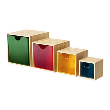 IKEA PS 2012 Drawer, set of 4 - IKEA