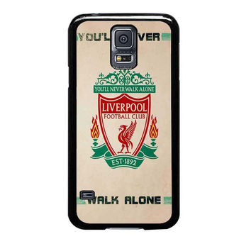 liverpool fc youll never walk alone samsung galaxy s5 s3 s4 s6 edge cases