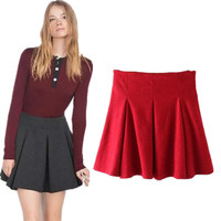 Wool Winter Ladies Skirt = 5840020225