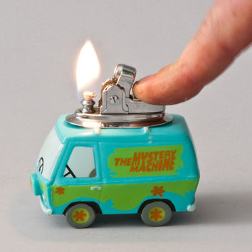 Original Scooby Doo Mystery Machine Table Lighter
