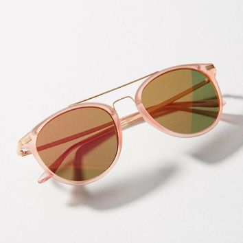 Marina Brow-Bar Sunglasses