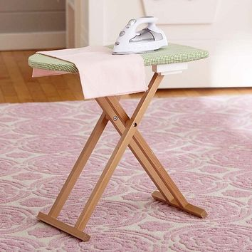 Play Ironing Board & Iron | Pottery Barn Kids