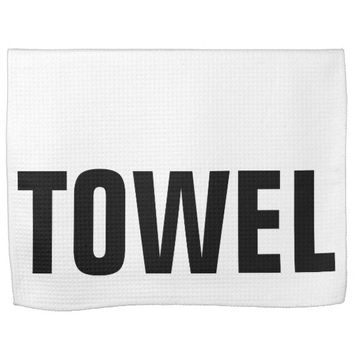 Obvious Towel
