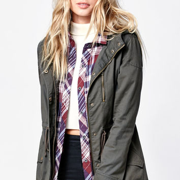 LA Hearts Lightly Lined Anorak Jacket at PacSun.com