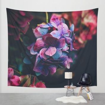 Treasure of Nature Wall Tapestry by Mixed Imagery