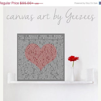 Flash Sale Personalized Cotton Anniversary Gift Your Wedding Pictures to Heart Canvas Art Personalized with Your Words Vows lyrics