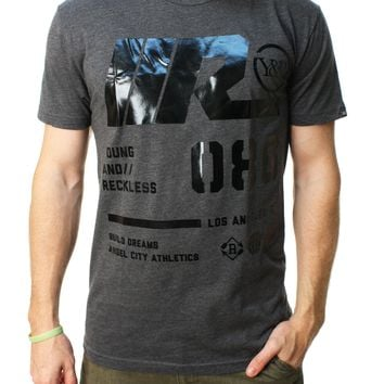 Young & Reckless Men's Prescribed RX Graphic T-Shirt