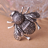 Bee Brooch Pin