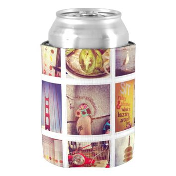 Create Your Own Instagram Can Cooler