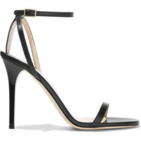 Jimmy Choo - Minny leather sandals
