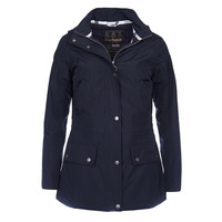 Kinnordy Jacket in Navy by Barbour - FINAL SALE
