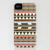 DG Aztec No.1 iPhone Case by Dawn Gardner | Society6
