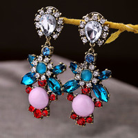 Oversize Party Earring 051894C