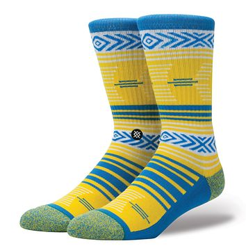 STANCE MAZED UCLA SOCKS LARGE