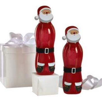 Tupperware | Santa Water Bottles