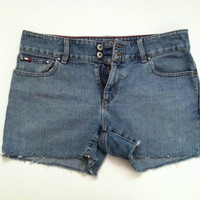 Denim Frayed  Tommy Hilfiger Shorts