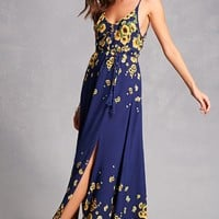 Filtre Sunflower Maxi Dress