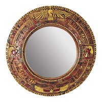 Park Avenue Collection Temple Of Luxor Egyptian Mirror