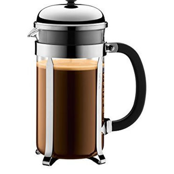 Bodum Chambord French Press Coffee Maker 8 Cup 34oz. 192816US4