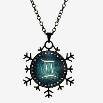 Signs of the zodiac pendant