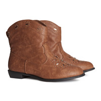 H&M - Boots - Brown - Kids