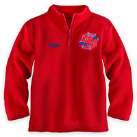 Spider-Man Fleece Pullover for Boys - Personalizable | Marvel |