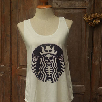 Starbuck Tank Top Camis Women Fitness top for Beach Summer Clothes Gift Summer fashion tshirt Vintage tank top Mixed Shorts Pants Jeans
