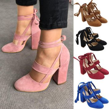 ladies gladiator Zapatos Mujer women wedding shoes woman pumps high heels ankle strap