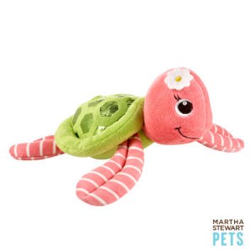 Martha Stewart Pets® Turtle Dog Toy