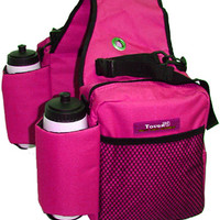 Saddles Tack Horse Supplies - ChickSaddlery.com Water Bottle and Gear Carrier Saddle Bag