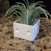 Cute Garden Mini Robot Planter Indoor and Outdoor Succulents