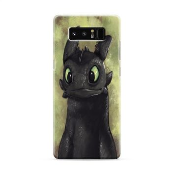 Toothless Samsung Galaxy Note 8 Case
