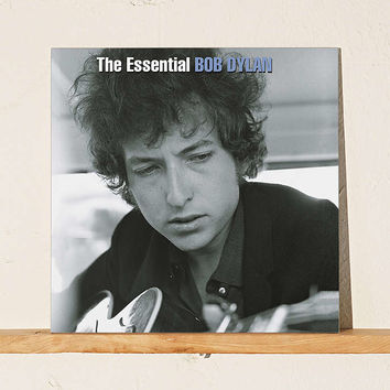Bob Dylan - The Essential Bob Dylan 2XLP - Urban Outfitters