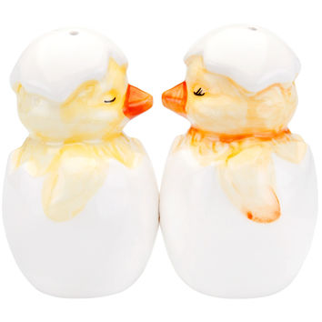 Chicks In Shells Salt & Pepper Shakers