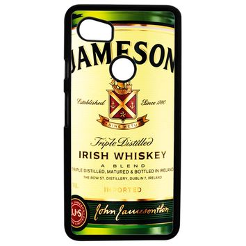 Jameson Wine Irish Whiskey Google Pixel 2XL Case