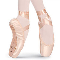 Etudes Pointe Shoe; Sansha
