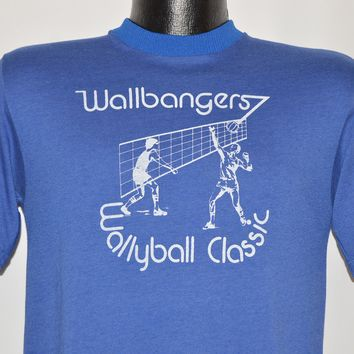 80s Wallbangers Volleyball Classic t-shirt Small