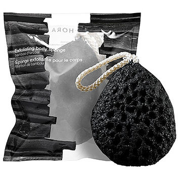 SEPHORA COLLECTION Bamboo Charcoal Exfoliating Body Sponge