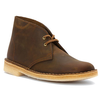 Clarks Desert Boot | Women's - Beeswax Leather