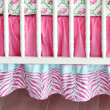 Finley Crib Skirt