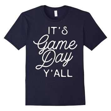 Sporty 'It's Game Day Y'all' T-Shirt
