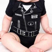 Sons Of Anarchy Baby Clothes - Vest