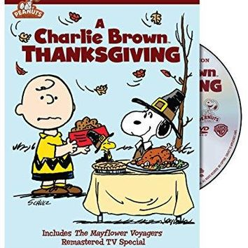 Various - A Charlie Brown Thanksgiving