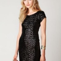 Backstage Sequin Fever Bodycon Dress at Free People Clothing Boutique