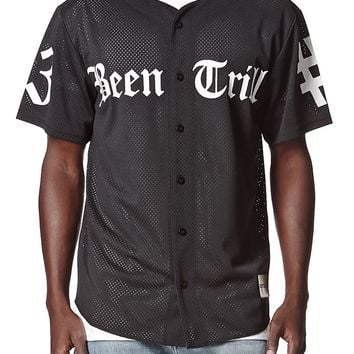 Been Trill Trill Baseball Jersey - Mens Tee